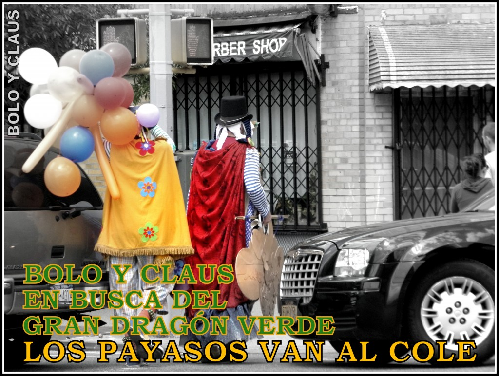 Bolo & Claus Clowns. New York 2011